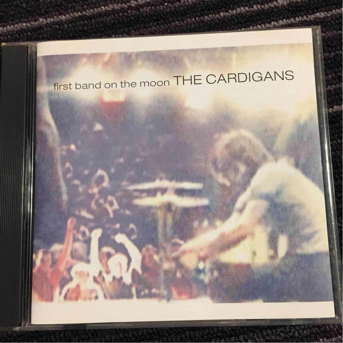 THE CARDIGANSカーディガンズ/ FIRST BAND ON THE MOONファースト・バンド・オン・ザ・ムーン_画像1
