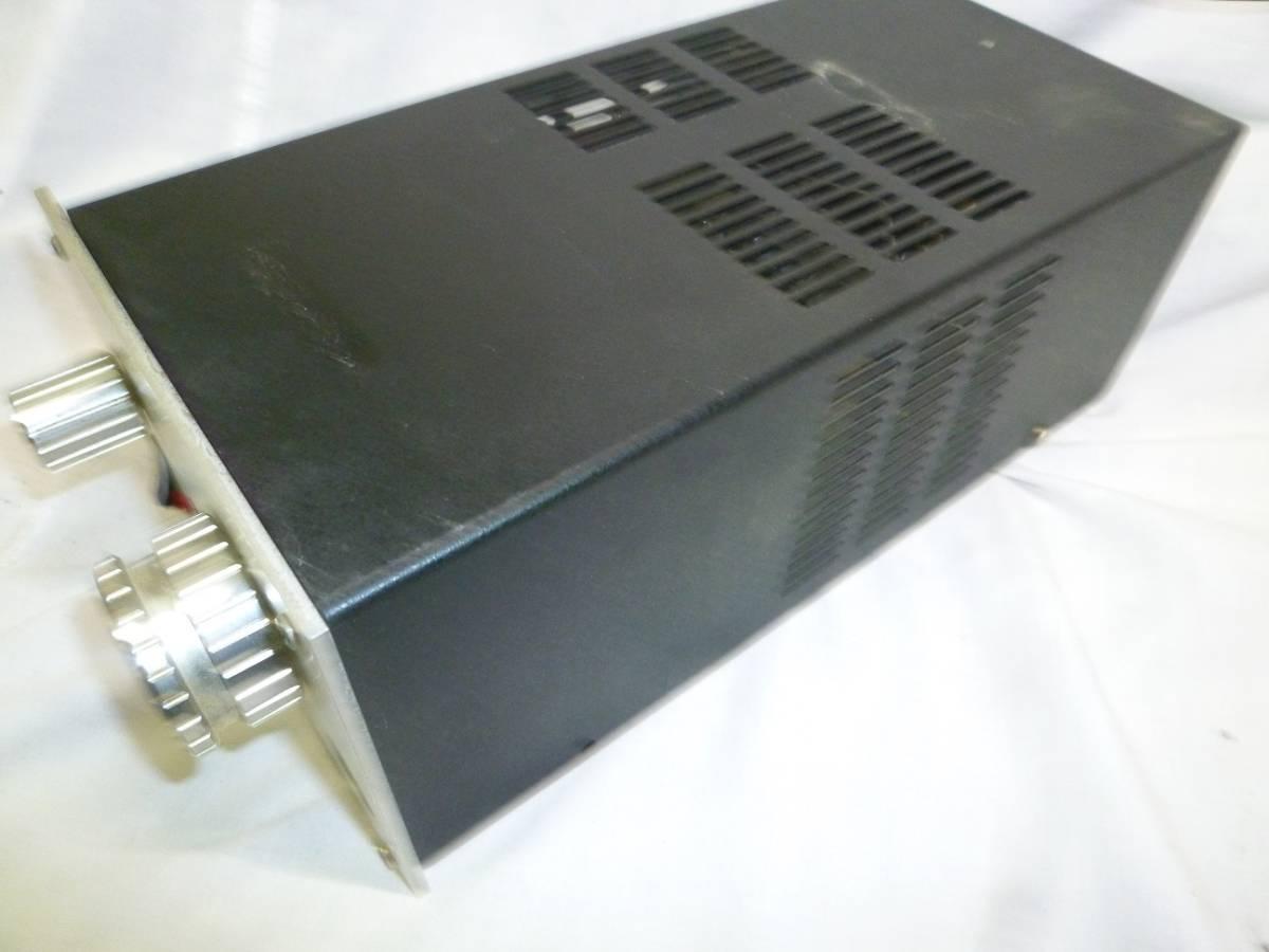 Stax イヤースピーカー用アンプ SRA-3S ジャンク品②_画像2