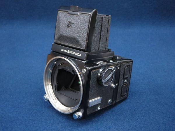 ★Camera32 ZENZA BRONICA ETR ゼンザブロニカ★/消費税0円_画像3