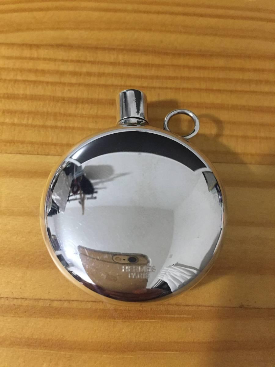 未使用☆正規品☆ HERMES エルメス パフュームボトル 香水ケース ペンダント