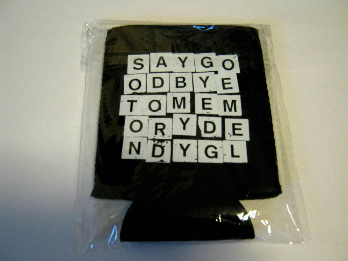 【新品】DYGL SAY GOODBYE TO MEMORY DEN*クージー*ブラック