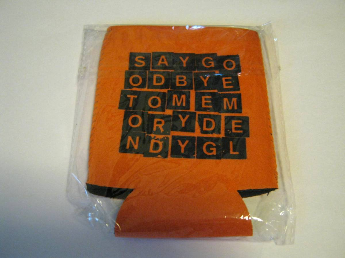 【新品】DYGL SAY GOODBYE TO MEMORY DEN*クージー*オレンジ