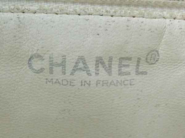 【Tポイント10%】シャネル CHANEL チョコバーステッチ チェーン ショルダー バッグ Y2675175_画像9