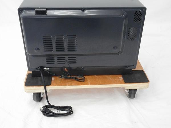 中古 SHARP シャープ ウォーターオーブン ヘルシオ AX-HC1-R オーブン 26L レッド系 調理 Healsio 家電 W2703270_画像7