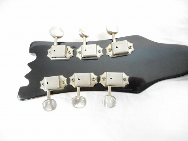 希少!! ビンテージ Mosrite モズライト VENTURES MODEL ベンチャーズモデル USA エレキギター 弦楽器 演奏 レア W2677071_画像5