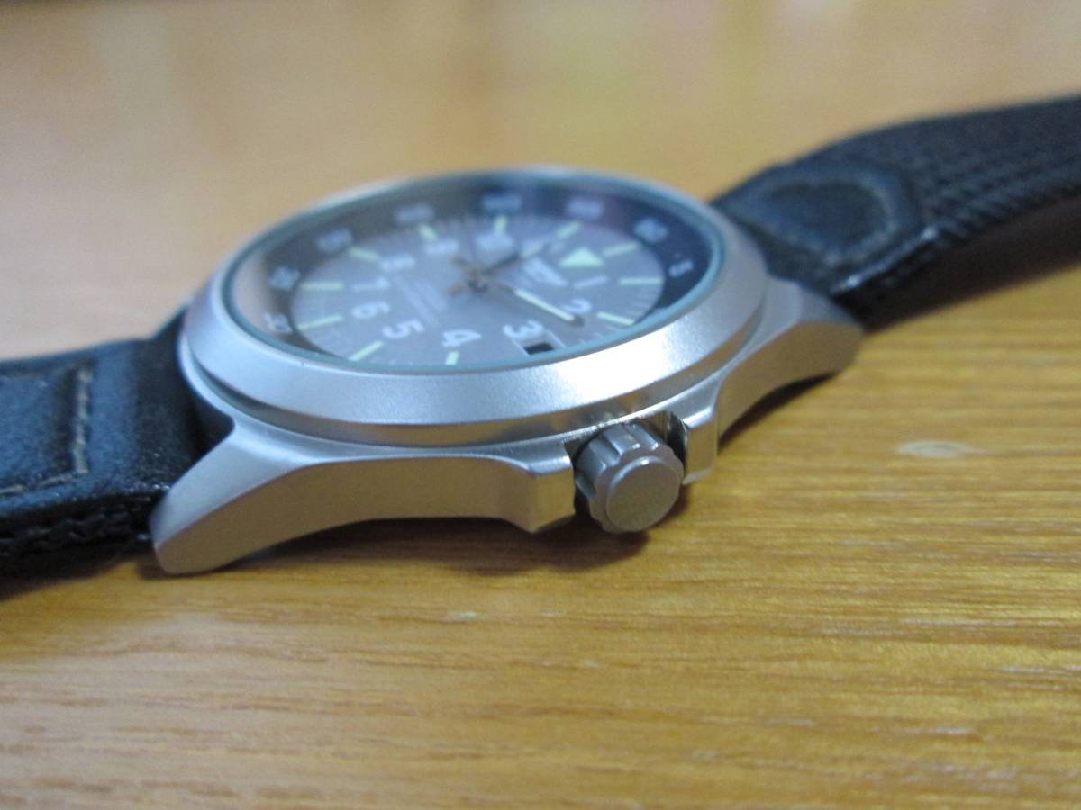 ●(u) CITIZEN OXY /Eco-Drive 腕時計_画像2