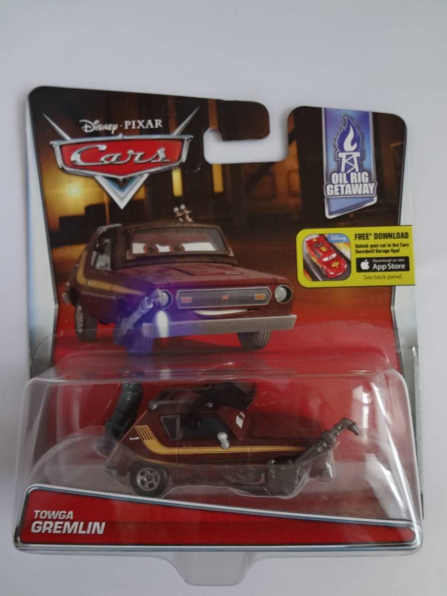 マテル ディズニー カーズ Cars トウガ・グレムリン TOWGA GREMLIN ディズニーグッズの画像