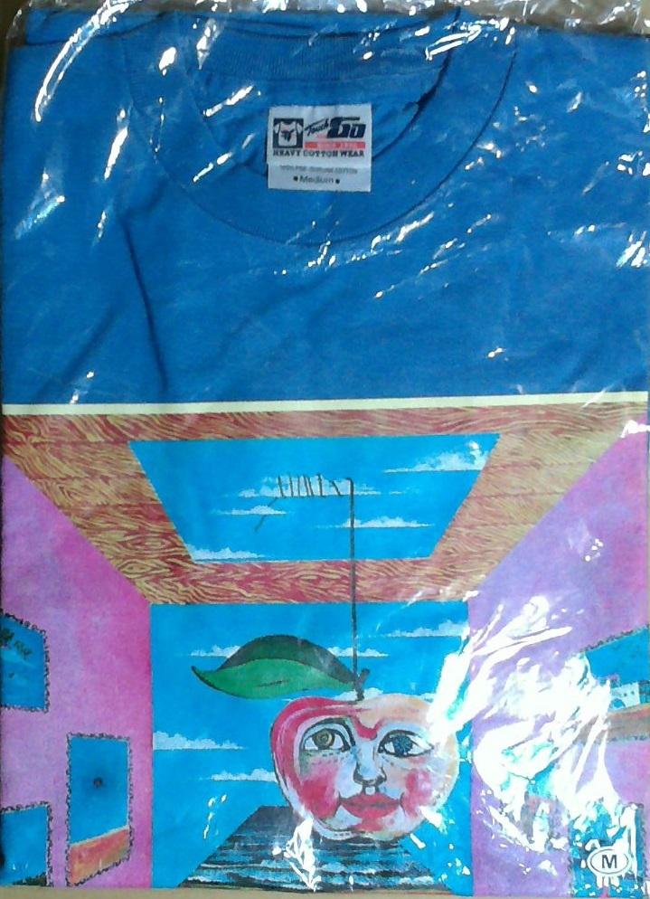 PFM 2011 イタリアンプログレッシブロックフェスティバル Tシャツ Mサイズ 未使用 P.F.M. プレミアータ・フォルネリア・マルコーニ