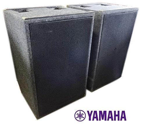YAMAHA USA 18in サブウーハーシステム SW1820S 2台/ヤマハ_画像1