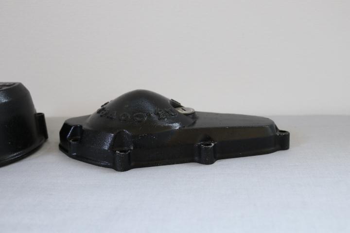 当時物 レア CBX400F CBR400F CBX550F JMC スターターカバー ダイナモカバー _画像3