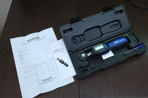 SK11 デジタルトルクレンチ 差込角9.5mm 3~60N・m SDT3-060_画像4