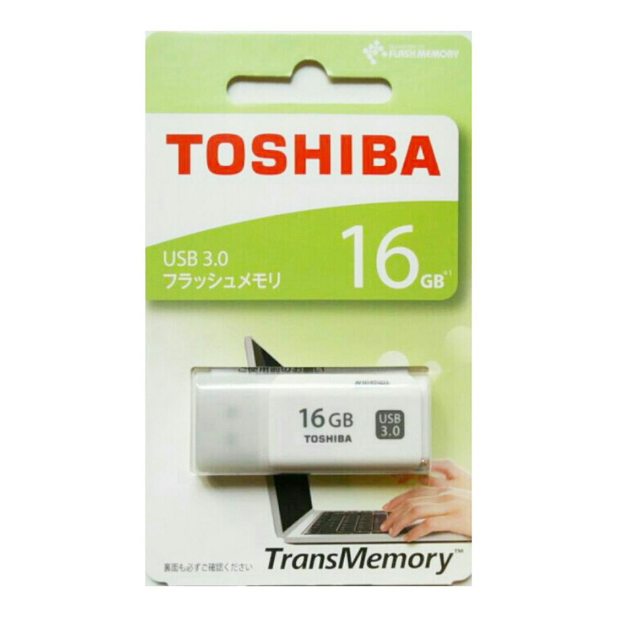 USB3.0フラッシュメモリ16GB(東芝)