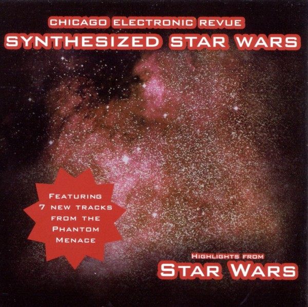 SYNTHESIZED STAR WARS Chicago Electronic Revue 新品未開封_画像1