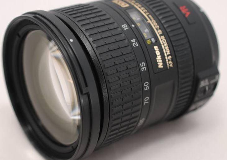 送料無料!! NIKON ニコン AF-S NIKKOR 18-200mm F3.5-5.6 G ED VR カメラ店査定 A ランク 美品 送料無料!!