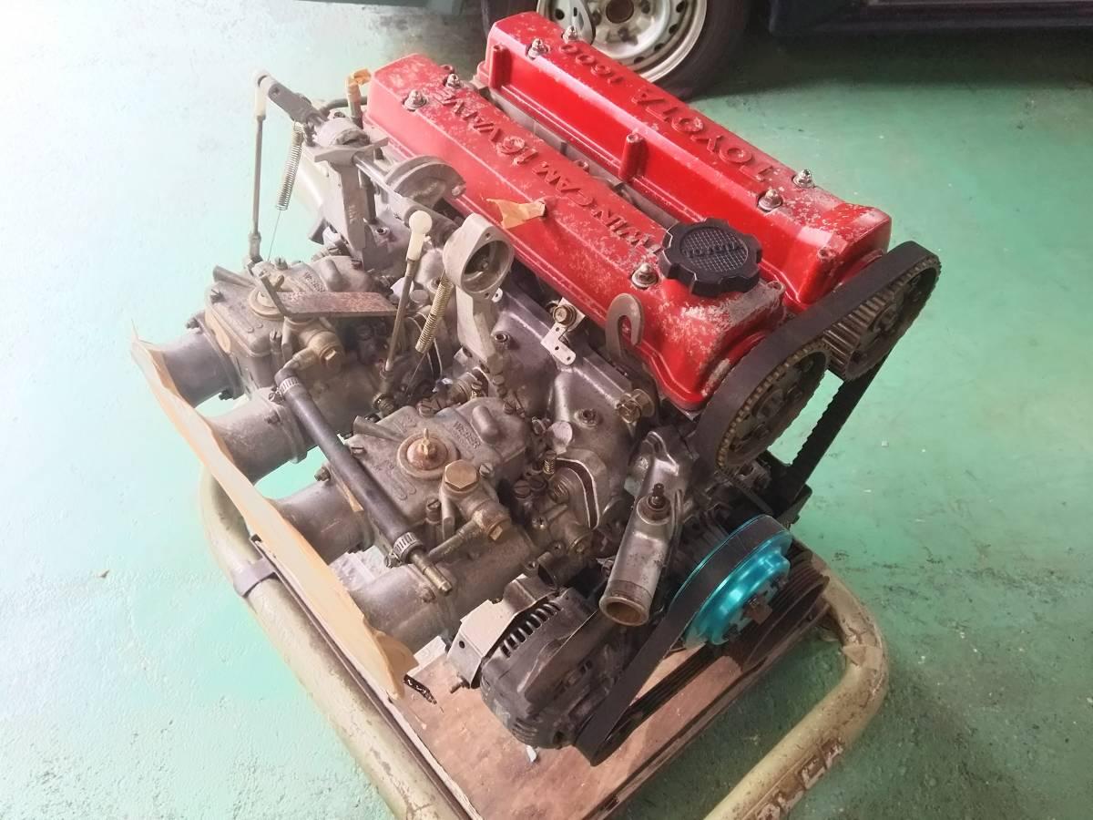 AE86用 N2仕様エンジン ステージ3 4AG_画像2
