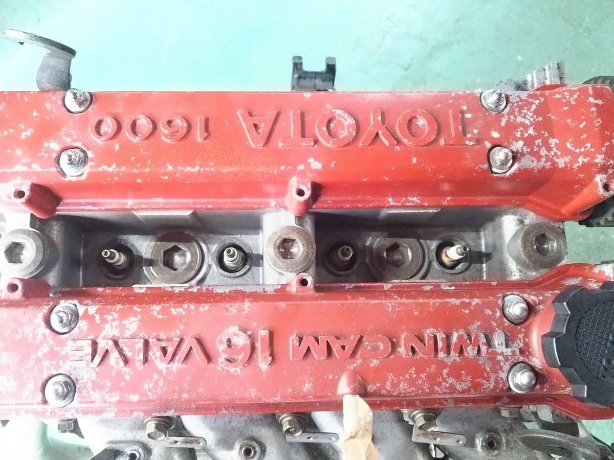 AE86用 N2仕様エンジン ステージ3 4AG_画像5