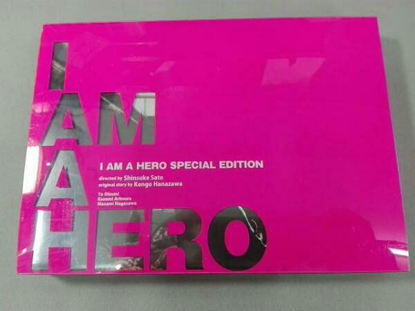 アイアムアヒーロー(豪華版)(Blu-ray Disc) 大泉洋 長澤まさみ 有村架純 グッズの画像
