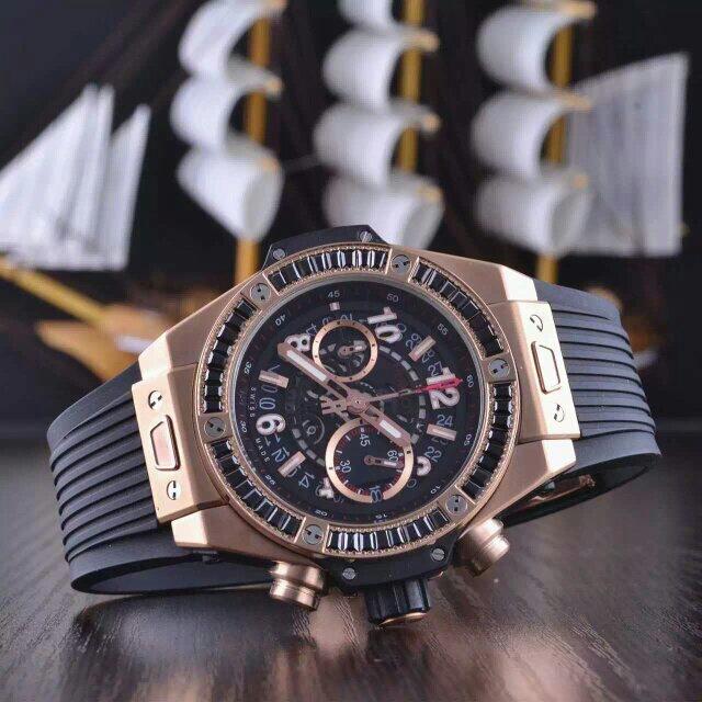 ウブロ HUBLOT ビッグバン時計 メンズ用 男性腕時計