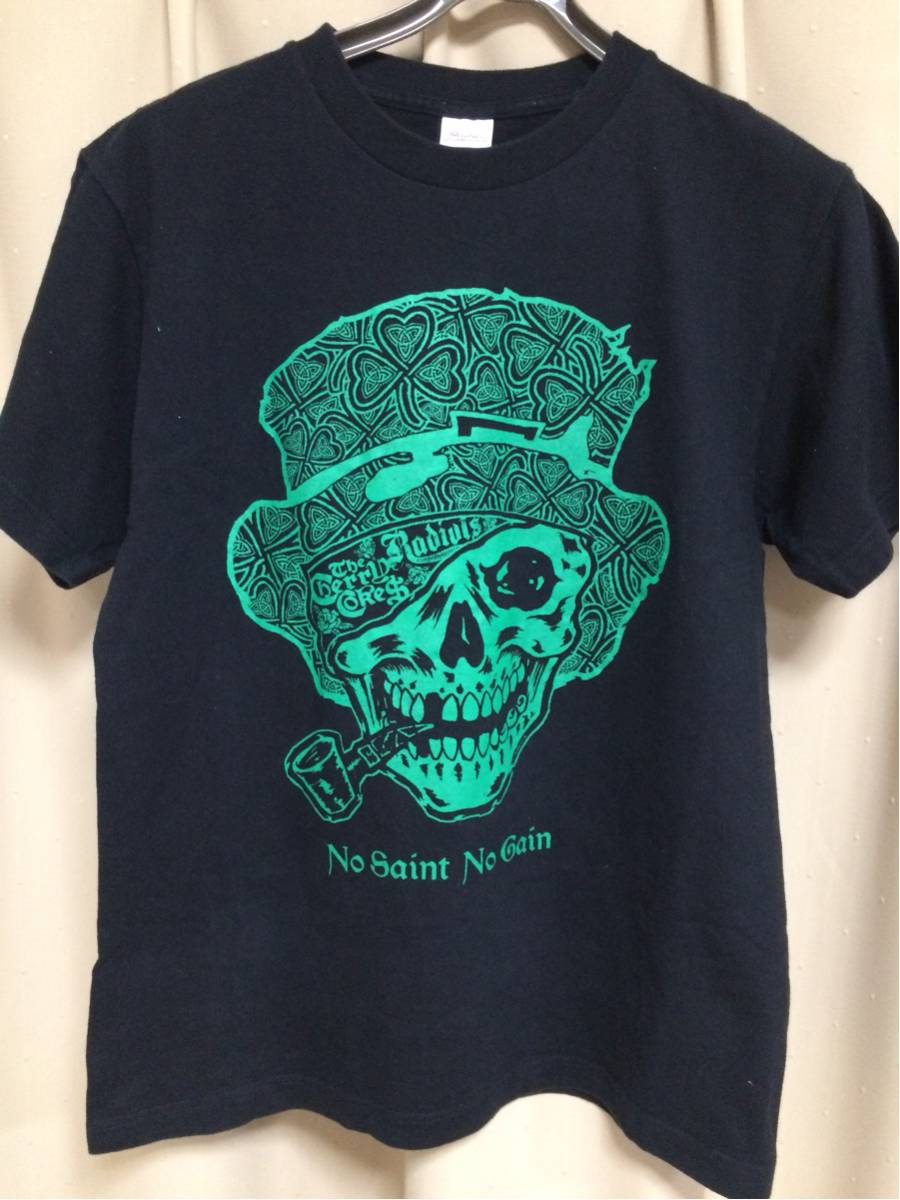 RADIOTS x The Cherry Cork$ St. Patrick's Day Tシャツ 東日本震災復興ライブ PROPAgANDA YOSHIYA レディオッツ プロパガンダ