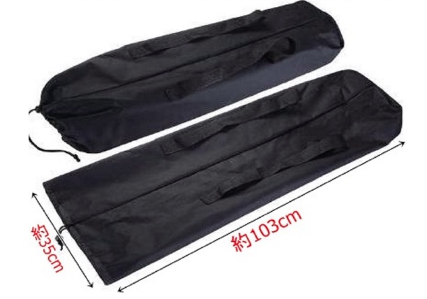スケートボードバッグ スケボー 収納バッグ デッキ用バッグ_画像2