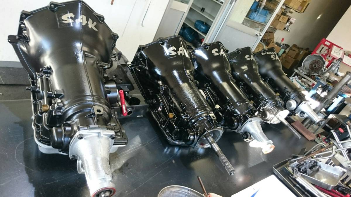 42re 46re A518 A618 Dodge Ram van truck 4WD etc. all sorts rebuild TM stock is. strengthen HD. equipped. 3 speed &4 speed OD attaching mission dealer possible