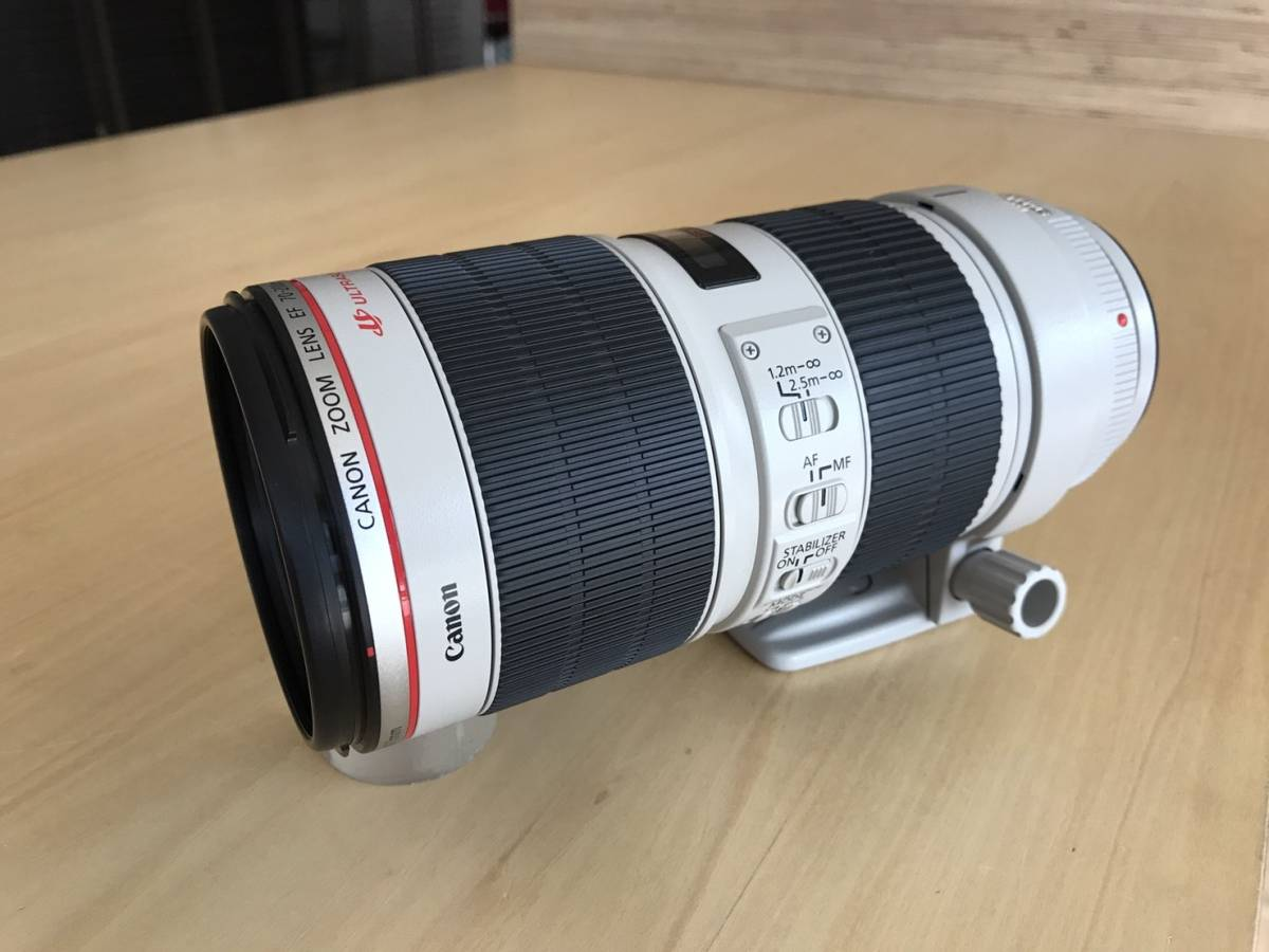 Canon キヤノン EF 70-200mm F2.8L IS ll USM