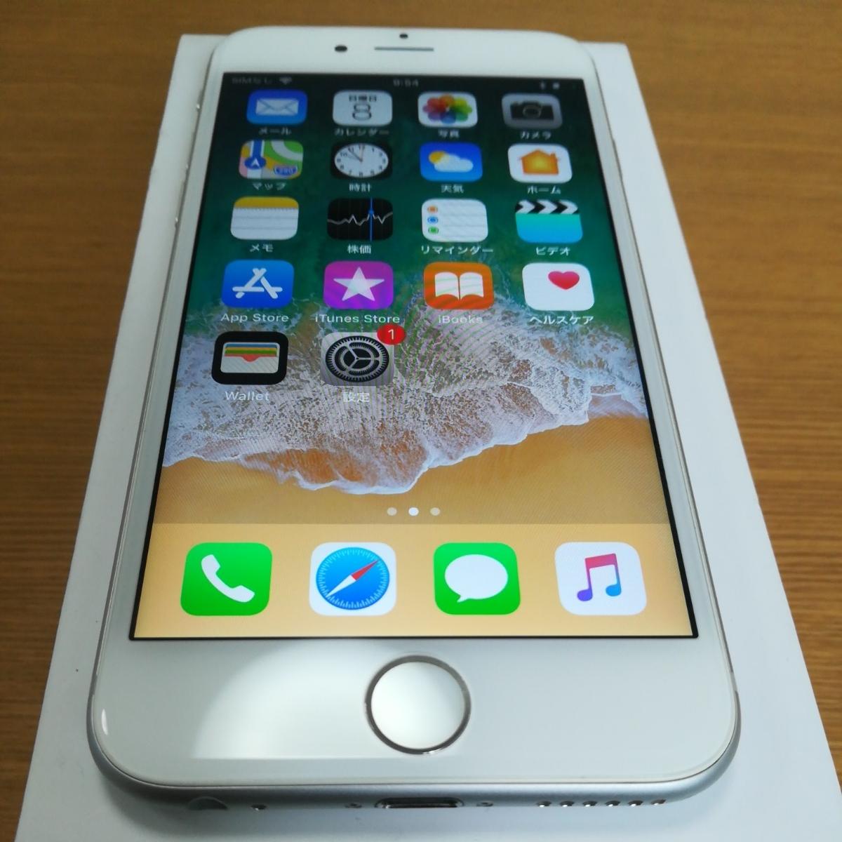 【良品】ドコモ iPhone6s 64GB 格安SIM各社対応(133)