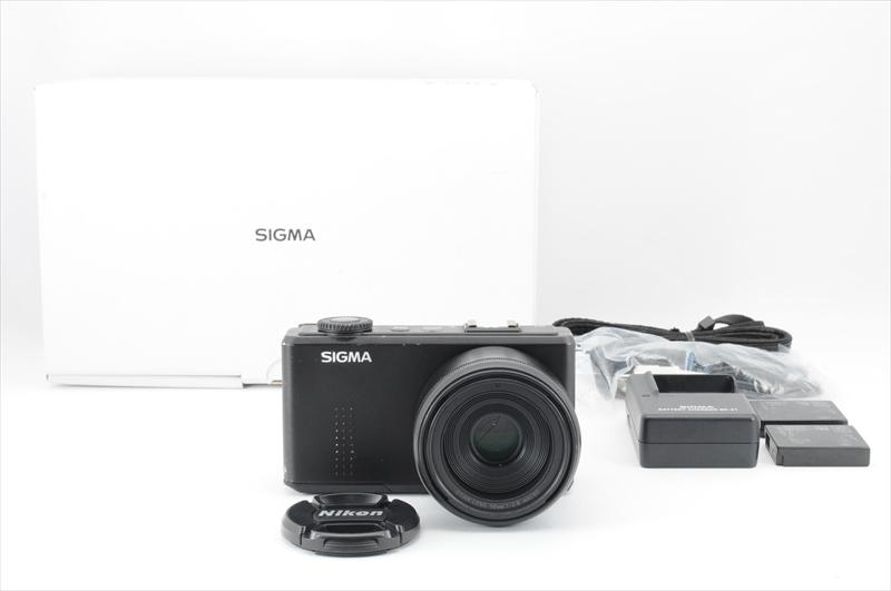 ★美品★SIGMA シグマ DP3 Merrill デジタルカメラ 箱付 #2720MS