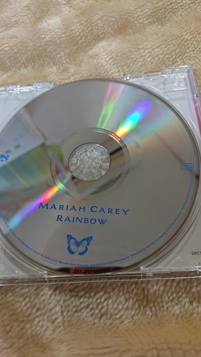 マライアキャリー Mariah Carey「Rainbow」