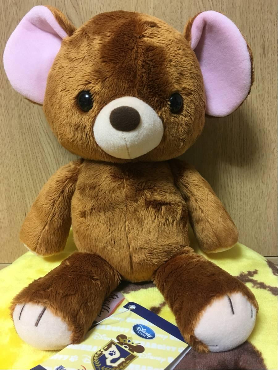 D ユニベア マイケルのクマ ピーターパン ディズニーグッズの画像