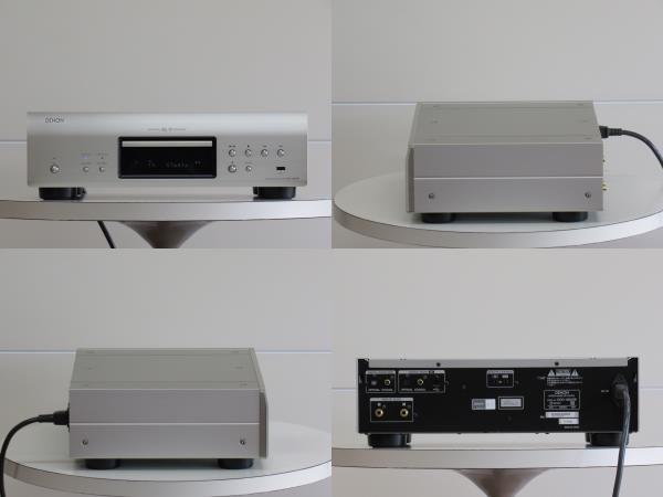 DENON デノン DCD-1650RE CD/SACDプレーヤー 美品_画像2