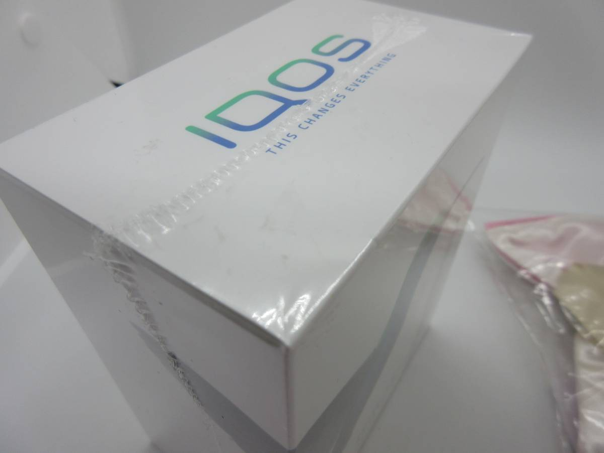 8630 新品未開封 iQOS アイコス ロゼピンク アイコス本体キット ポーチ付 限定色_画像4