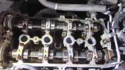 NCP81G シエンタ エンジン ASSY 16691