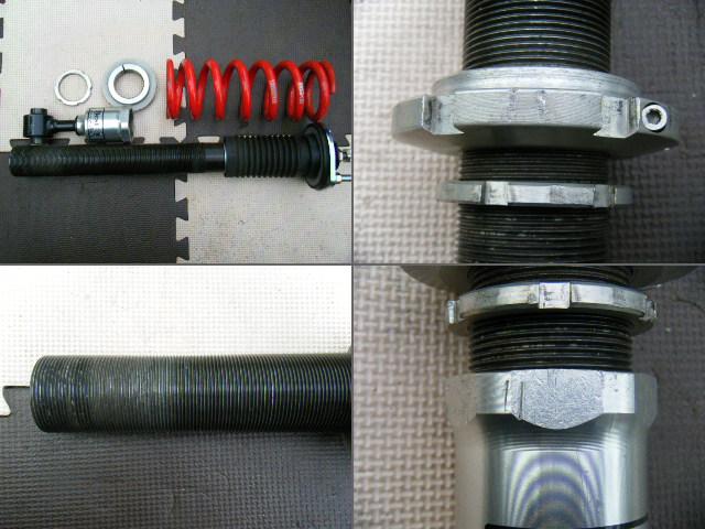 クラウン JZS17系 RS-R BEST-i 全長調整式(フルタップ)車高調 減衰力調整式_画像7