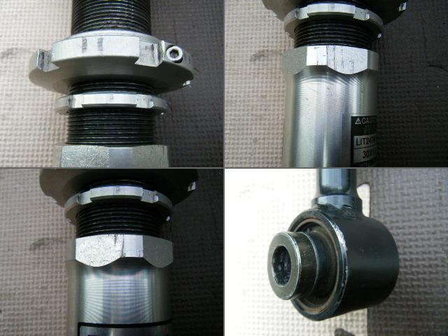 クラウン JZS17系 RS-R BEST-i 全長調整式(フルタップ)車高調 減衰力調整式_画像10