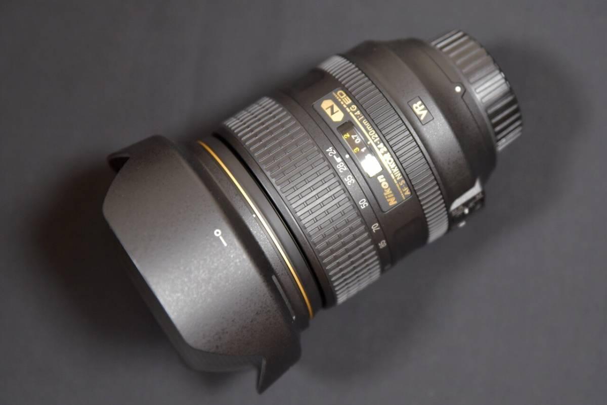 【NIKON 美品・即日配送可】ニコン AF-S NIKKOR 24-120mm f/4G ED VR