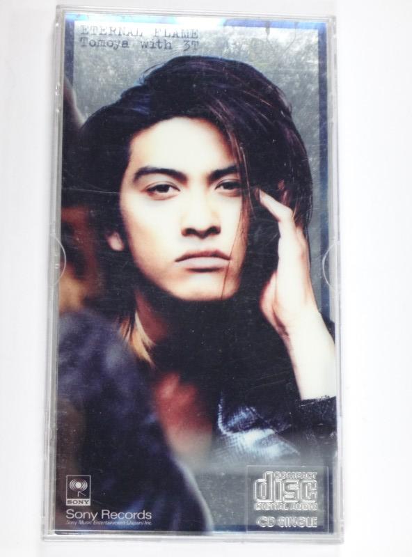 TOKIO 長瀬智也 Tomoya 8cm CD ETERNAL FLAME / MAGIC