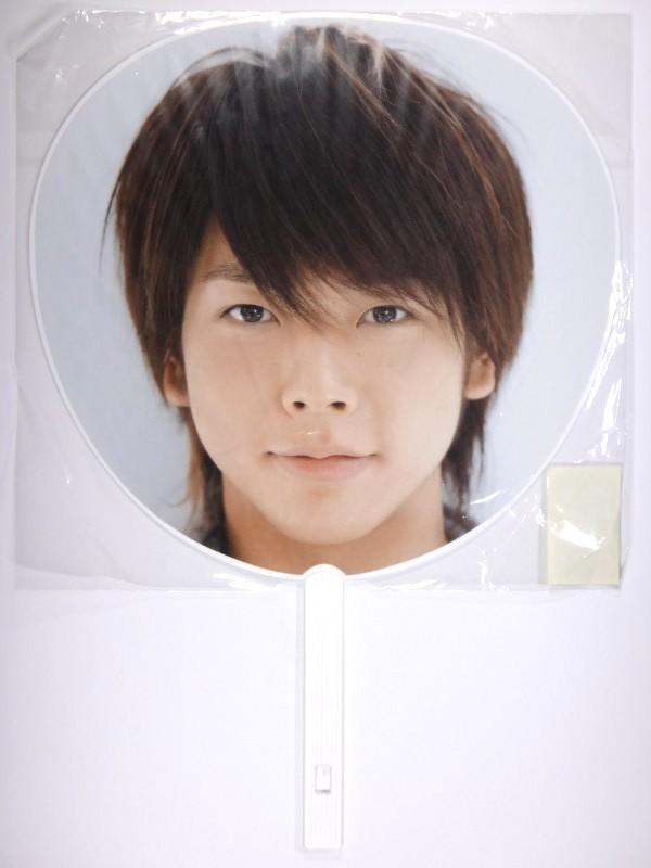 NEWS 増田貴久 うちわ Johnnys' Countdown 2007-2008 ジャニーズカウントダウン