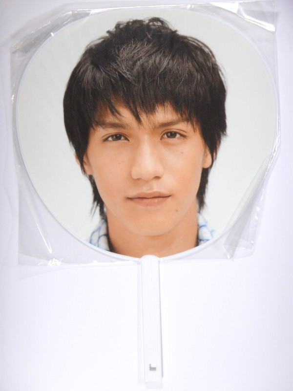 関ジャニ∞ 錦戸亮 うちわ サマースペシャル 2006 Another's ANOTHER