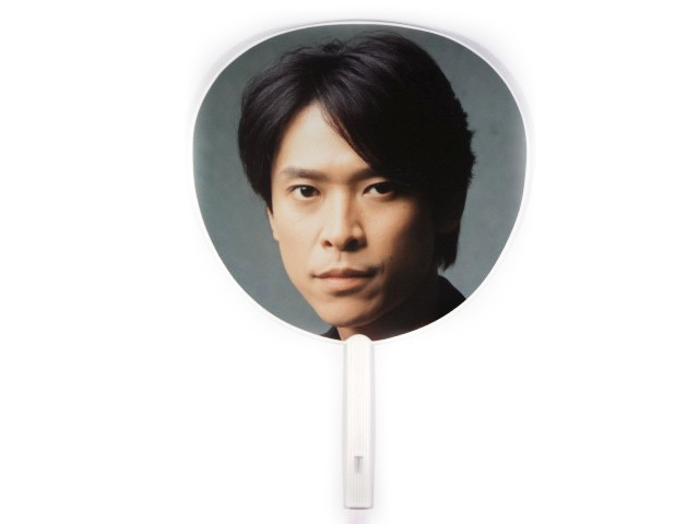 V6 坂本昌行 うちわ 「V6 SUMMER SPECIAL DREAM LIVE 2004」