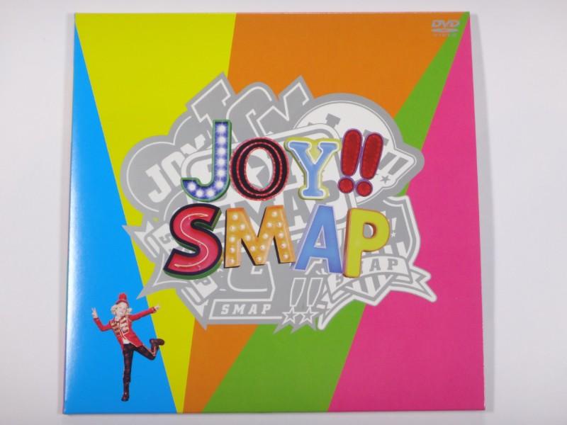 SMAP 「Joy!!」 Music Video Member Solo Ver. × 5type DVD