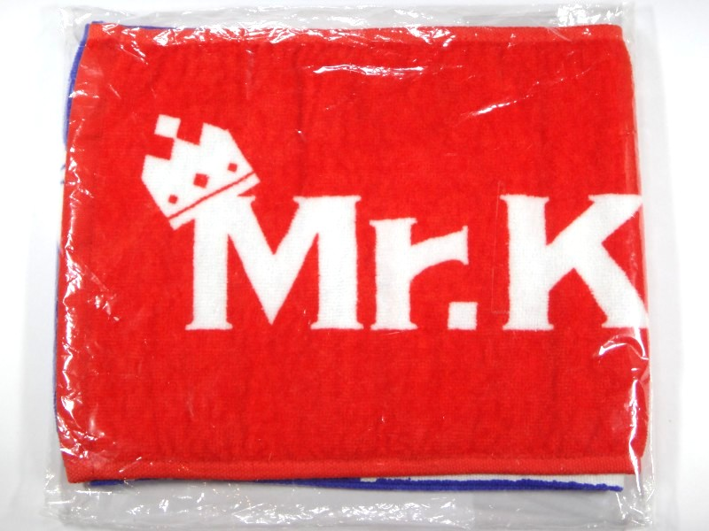 Mr.King VS Mr.Prince マフラータオル ガムシャラ! サマーステーション2015
