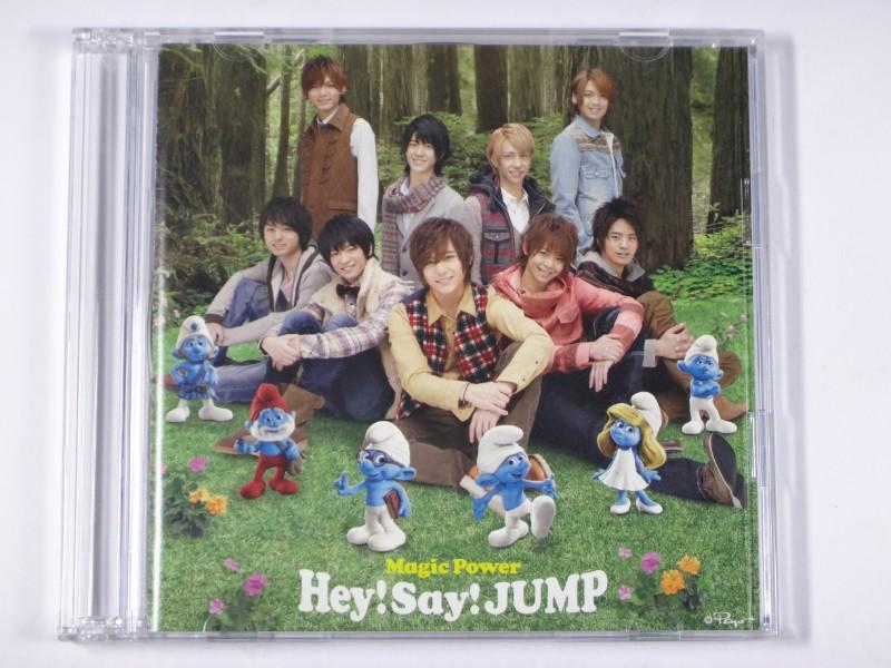 Hey!Say!JUMP CD Magic Power 初回限定盤1(CD+DVD)