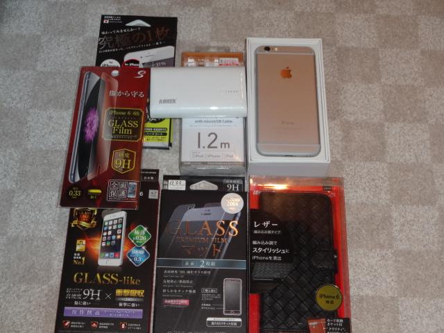 ☆美品 iphone6 ソフトバンク 128GB SB◎ 2万以上の豪華オマケ付☆