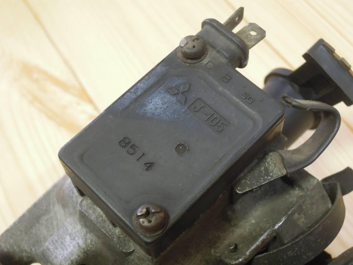 L型エンジン デスビ (中古) 検索)L6 L28 ハコスカ ジャパン S30 S130 セドリック HR30 フルトラ N.356_画像3