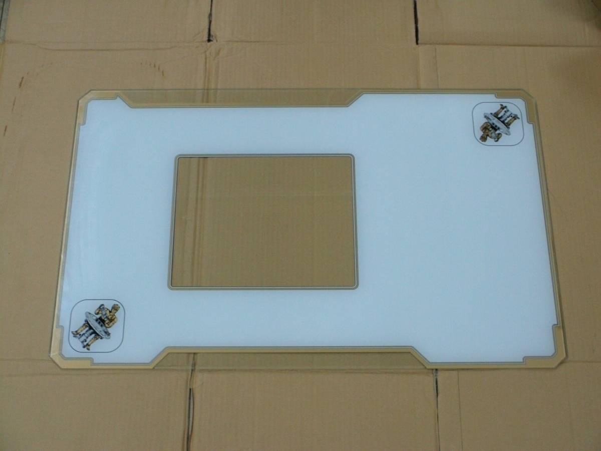 ☆新品即決 テーブル筺体新品ガラス4種類どれでも1枚¥6000☆3枚まで同一梱包発送で来ます。_画像4