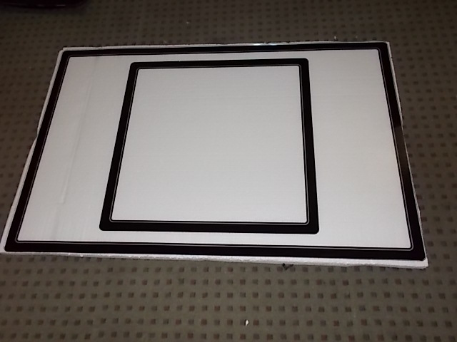 ☆新品即決 テーブル筺体新品ガラス4種類どれでも1枚¥6000☆3枚まで同一梱包発送で来ます。_画像2