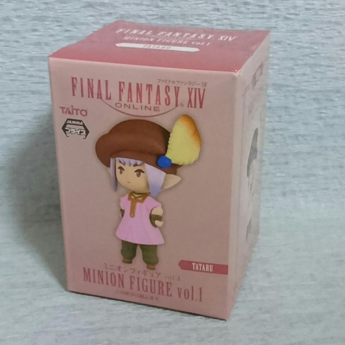 タタル ファイナルファンタジー FINAL FANTASY ミニオンフィギュア Vol.1 未開封 グッズの画像