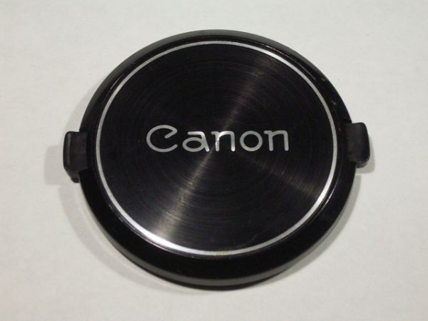 送料82円~♪Canonキャノンレンズキャップc-55mm(φ55mm)フロント