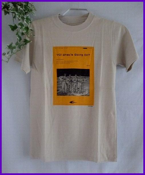 ♪G6/新品+GLAY+1999年+半袖tシャツ+ベージュ+サイズS+